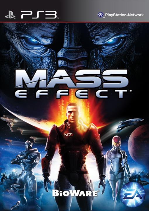 Mass Effect PlayStation 3