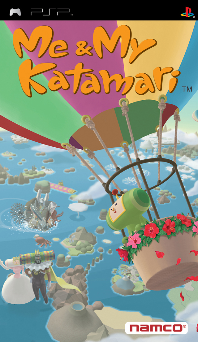 Me and My Katamari PlayStation Portable (PSP)