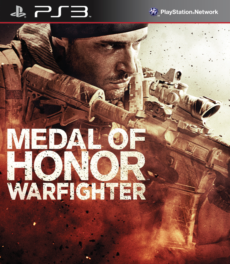 Medal of Honor Warfighter PlayStation 3