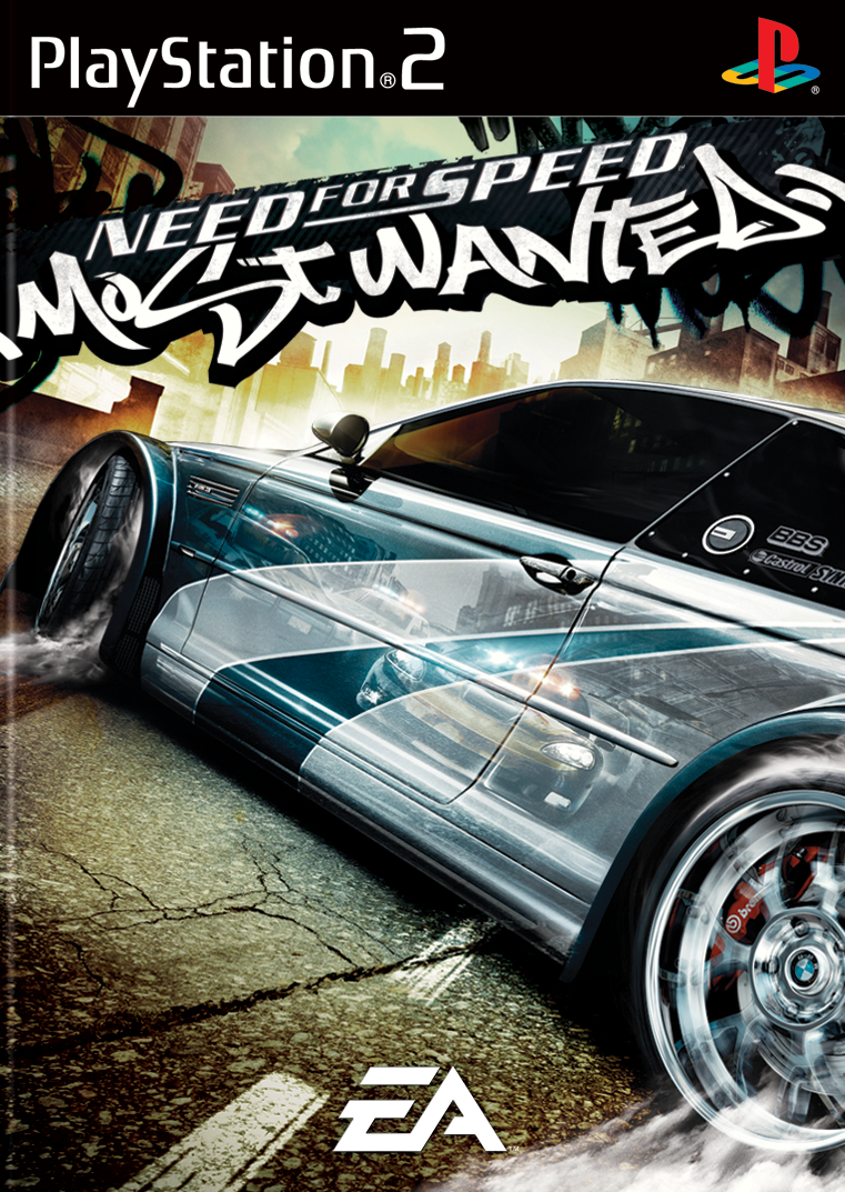 Need for Speed Most Wanted (2005) PlayStation 2