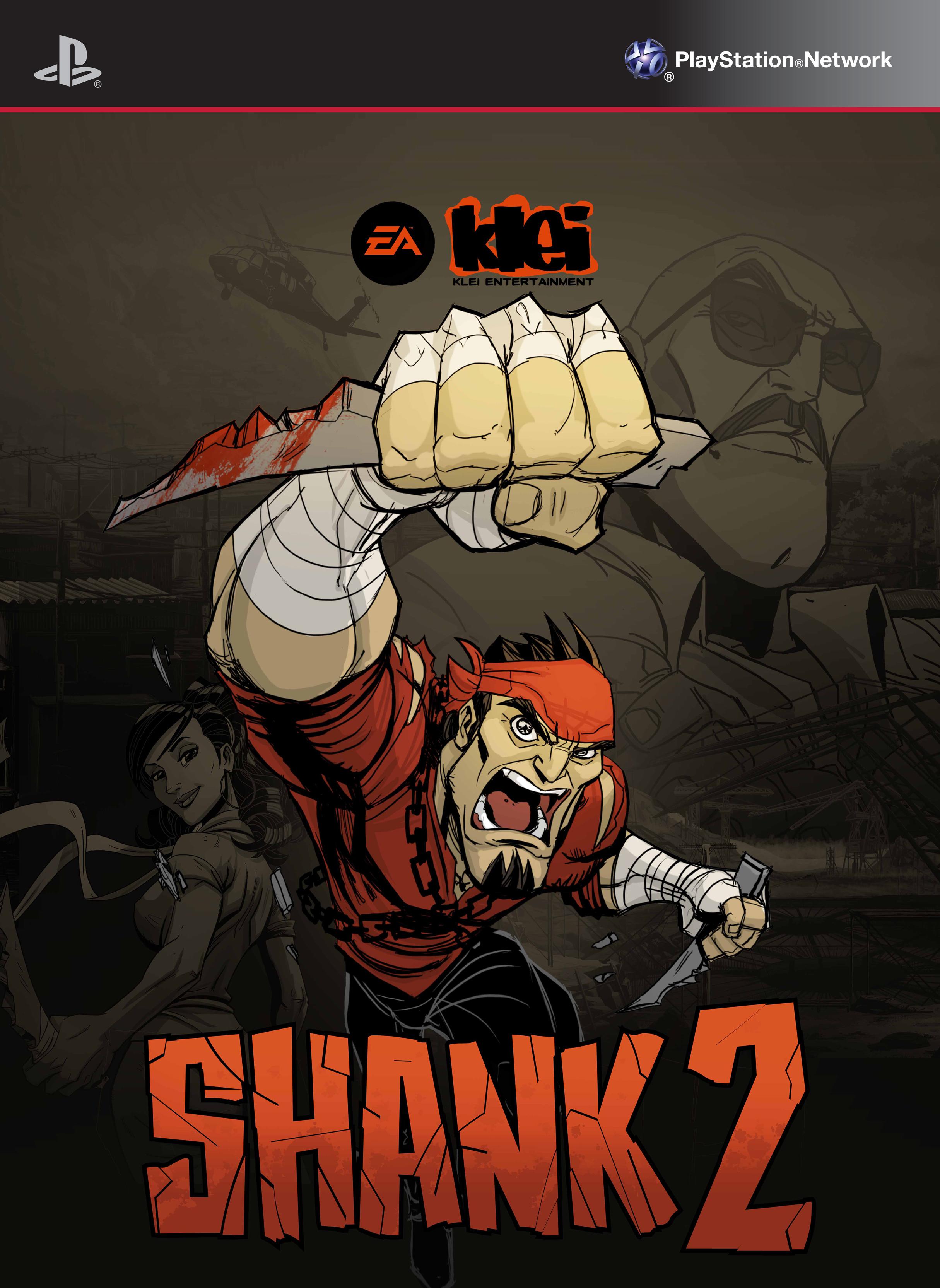 Shank 2 PlayStation 3