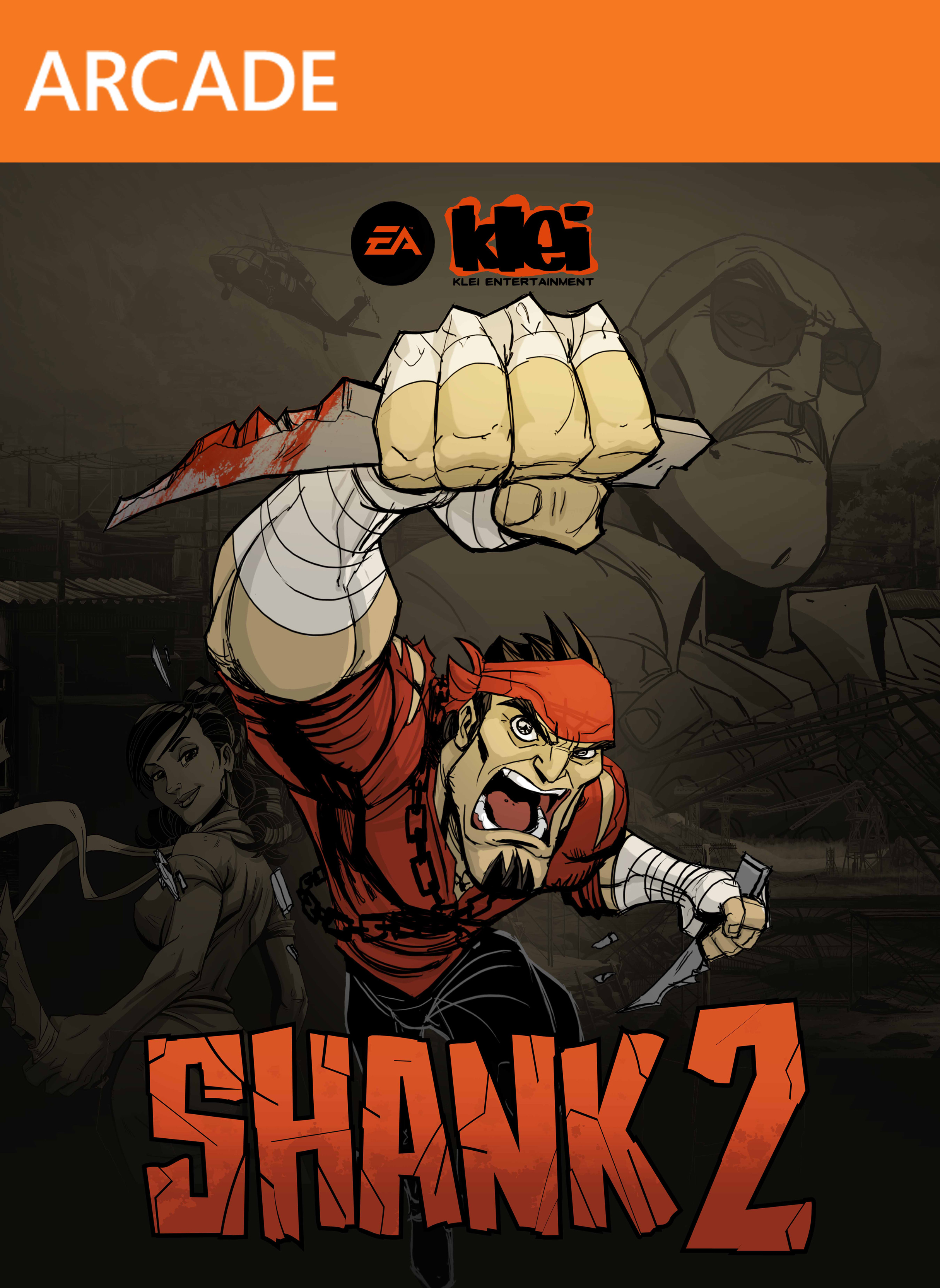 Shank 2 Xbox 360