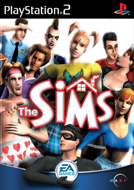 The Sims PlayStation 2