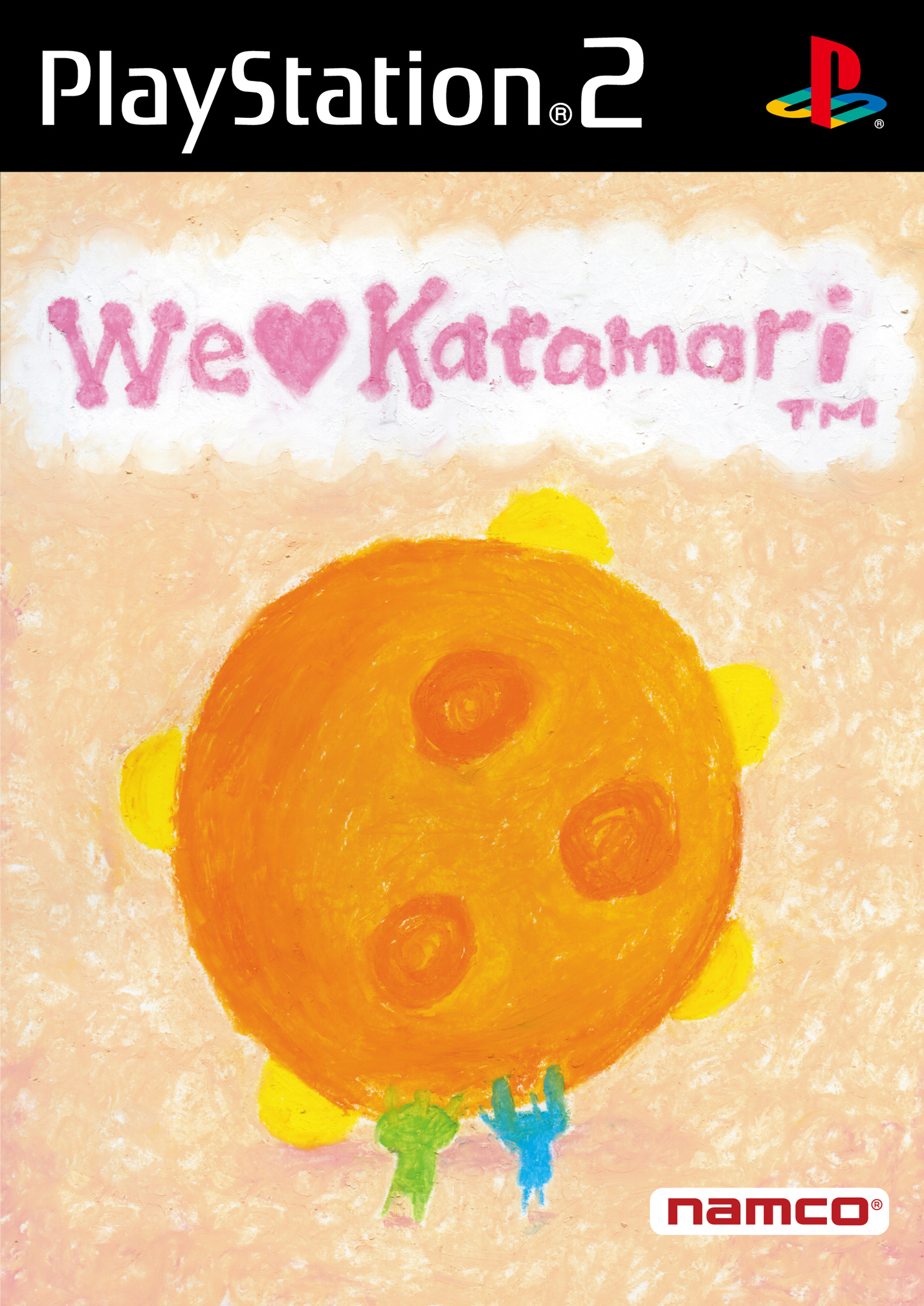 We Love Katamari PlayStation 2