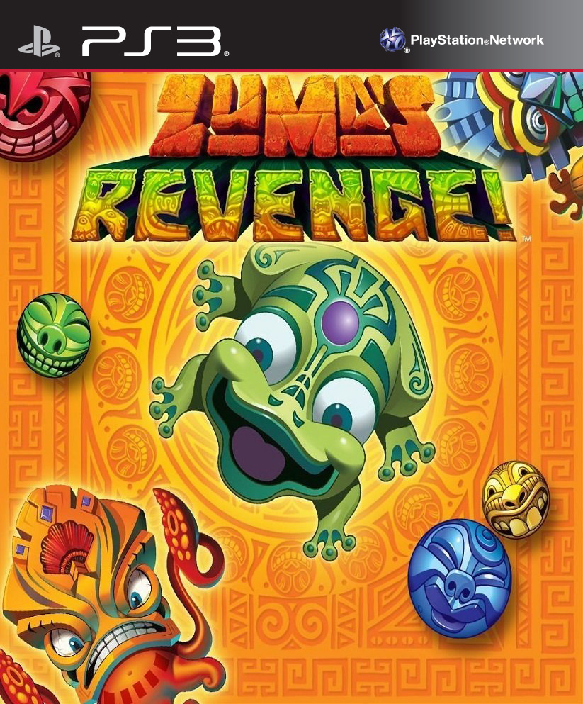 Zuma's Revenge! PlayStation 3