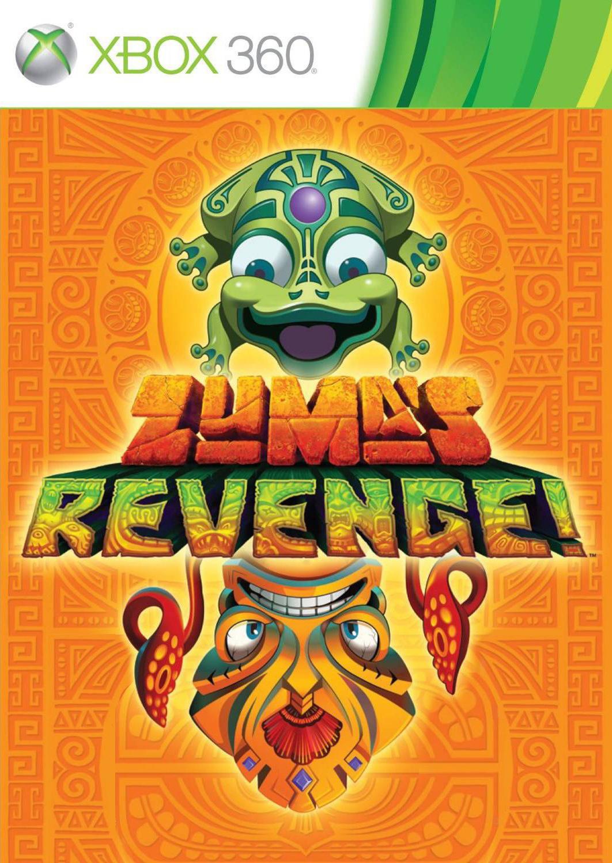 Zuma's Revenge! Xbox 360