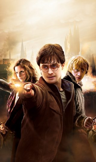 harry potter and the deathly hallows extended edition