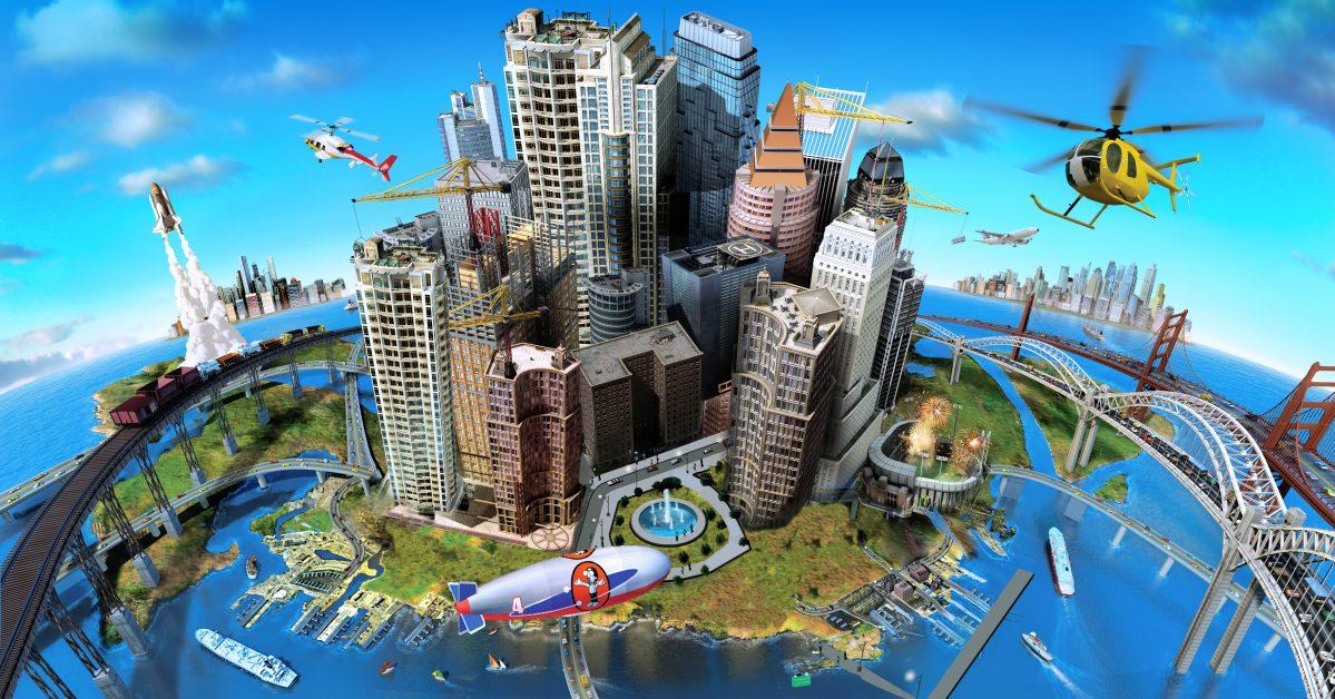 Simcity  How To Build A Big City
