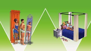 Camera Da Letto Padronale The Sims : The sims master suite stuff pack