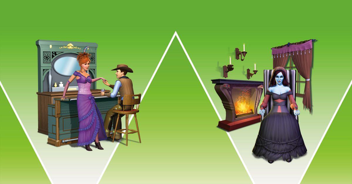 The Sims 3 Film Akcesoria