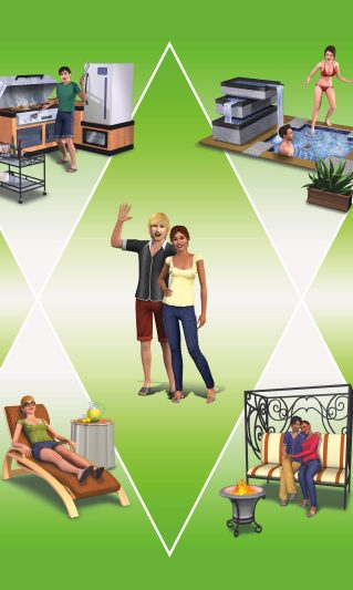 The Sims 3 Outdoor Living