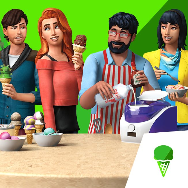 Cool Kitchen Stuff Sims: The Sims Video Games