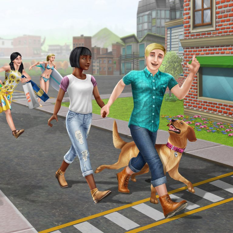 The Sims Freeplay Free Mobile Game Ea Official Site