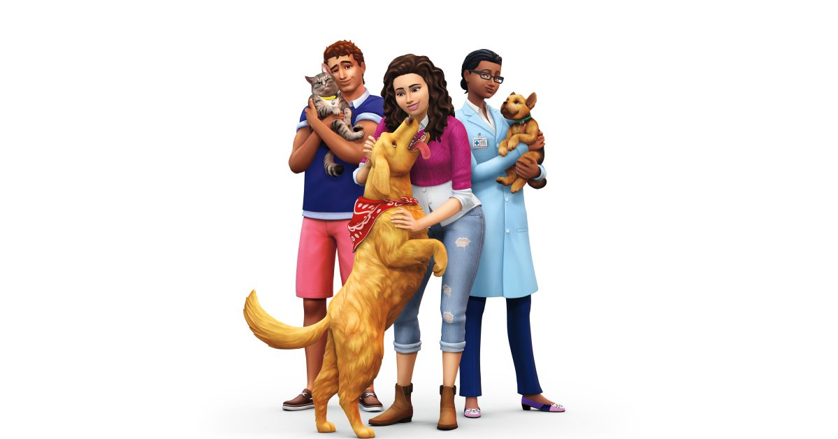Sims  Cats And Dogs Features Ea