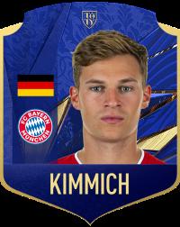 joshuakimmich cdm midfielder bayernmunchen - FIFA 21 – Guida: FUT Ultimate Team, la nostra previsione sui TOTY