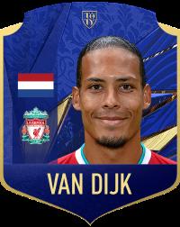 virgilvandijk cb defender liverpool - FIFA 21 – Guida: FUT Ultimate Team, la nostra previsione sui TOTY