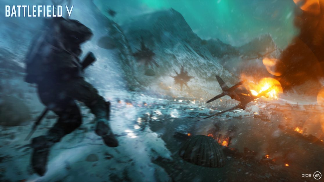 battlefield v deluxe edition pc gameplay