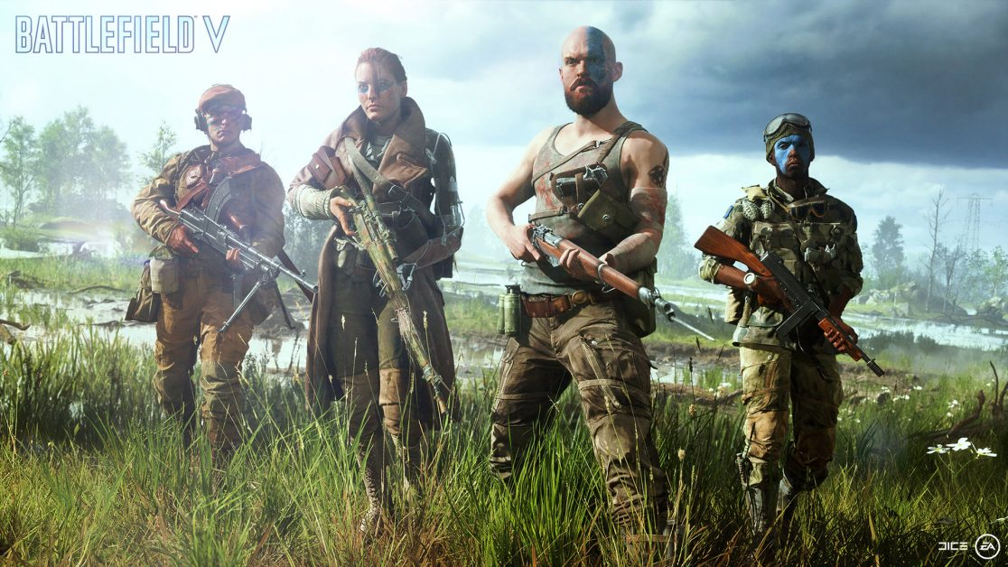 Bring Your Company on an Ever-Changing Journey Across the Tides of War