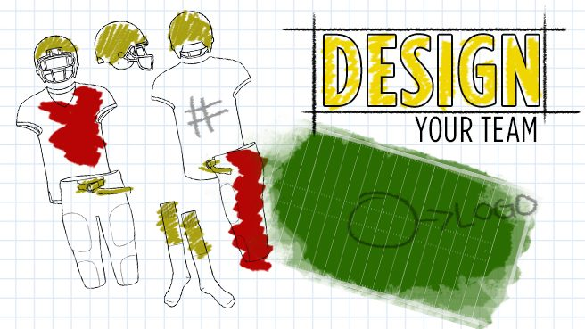 Design Logos and Uniforms for the Next Madden NFL