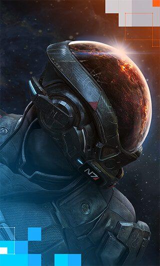 Mass Effect Official Website