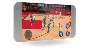 bot for nba live mobile