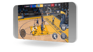 NBA Live Mobile - Free Mobile Basketball Game - EA SPORTS