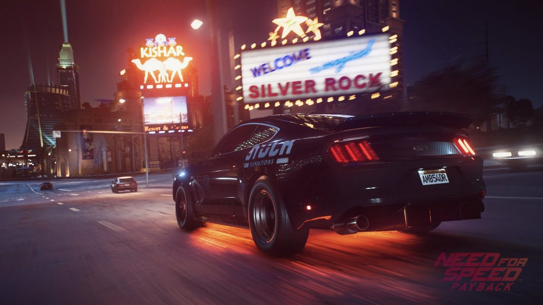 the launch trailer of need for speed payback. Black Bedroom Furniture Sets. Home Design Ideas