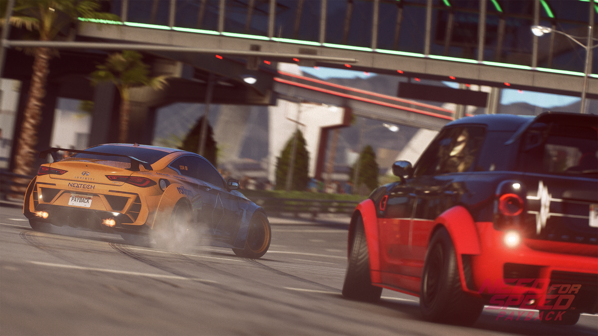 Risultati immagini per Need for Speed Payback