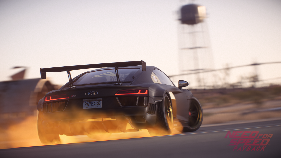 February 2018 Patch Notes, Need for Speed Payback