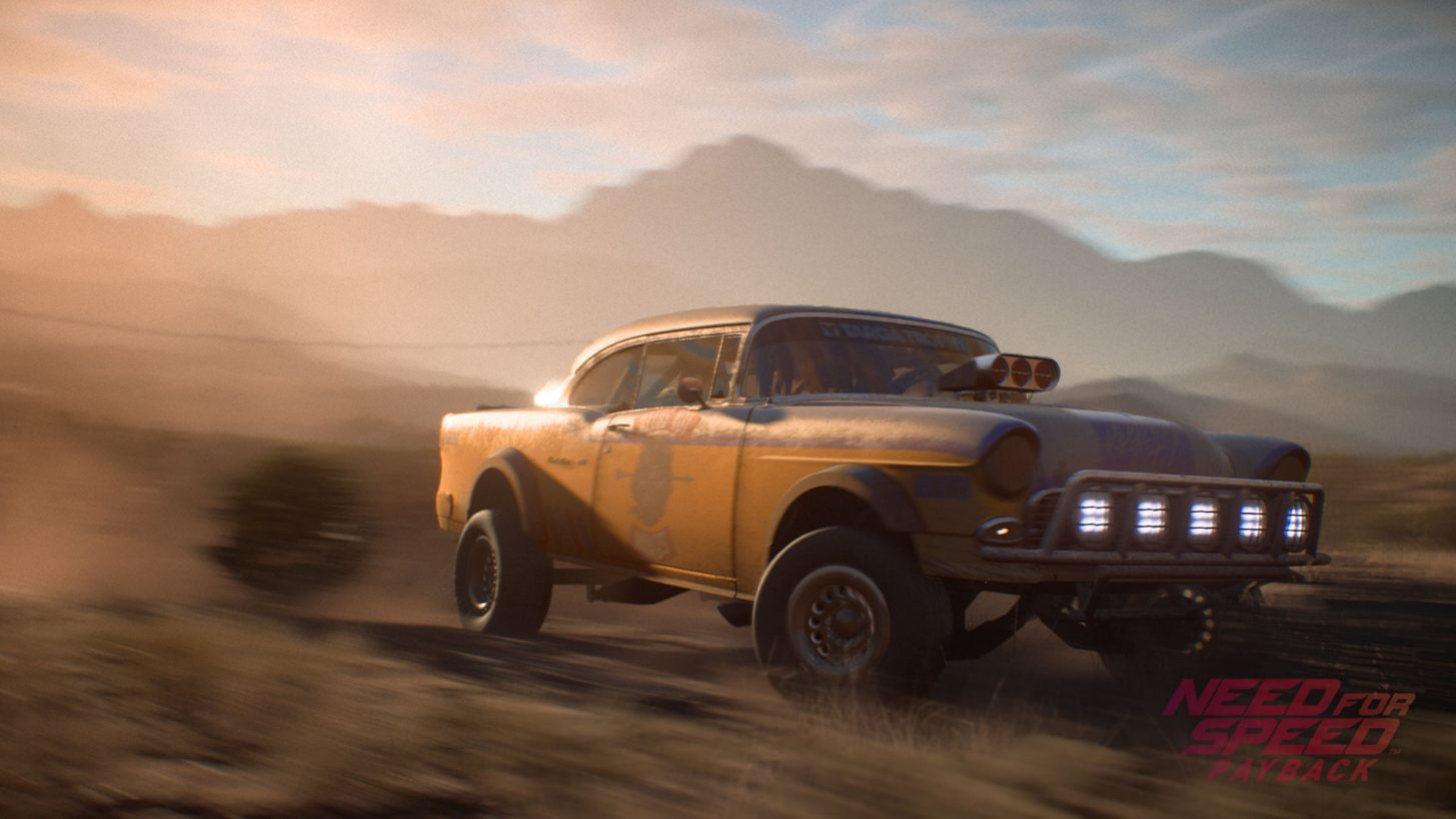 Need for Speed Payback - Classi auto - Fuoristrada