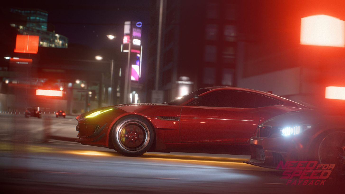 Need for Speed Payback - Classi auto - Corsa