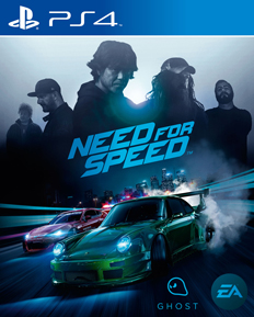 Need for Speed Standard Edition PS4