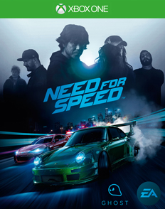Need for Speed Standard Edition Xbox One