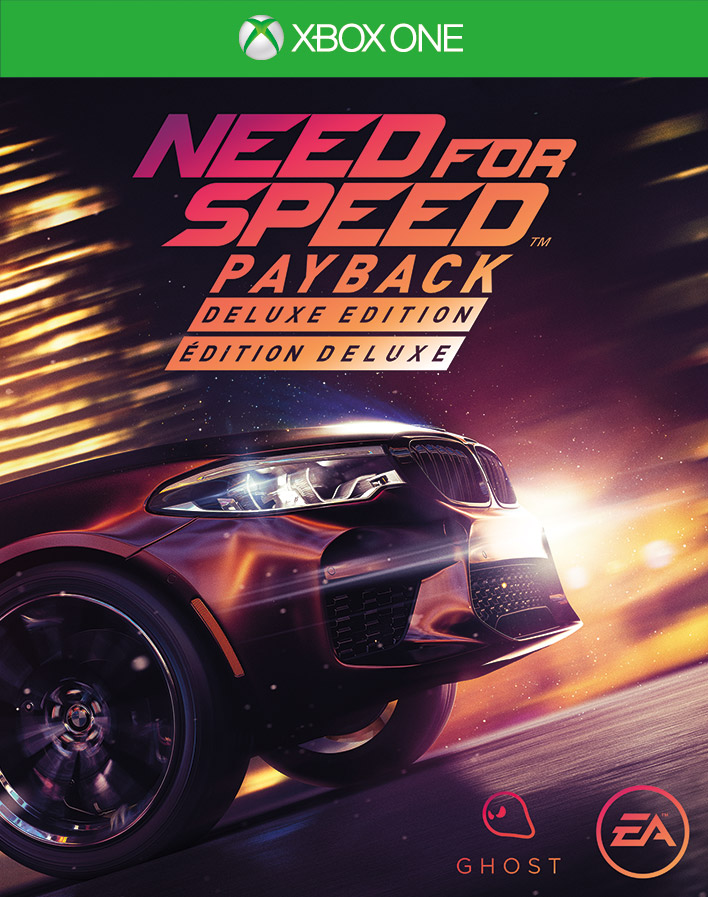 Need For Speed Payback Deluxe Edition Xbox One