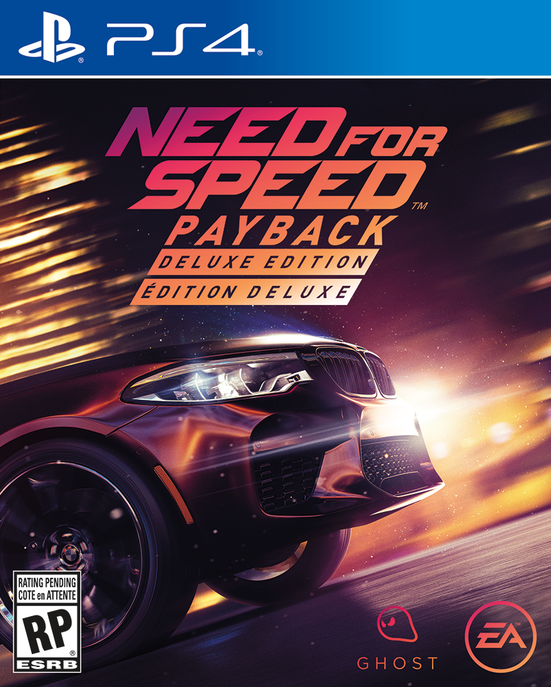 Need for Speed Payback Deluxe Edition PS4