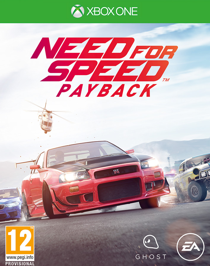 Need for Speed Payback Standard Edition Xbox One
