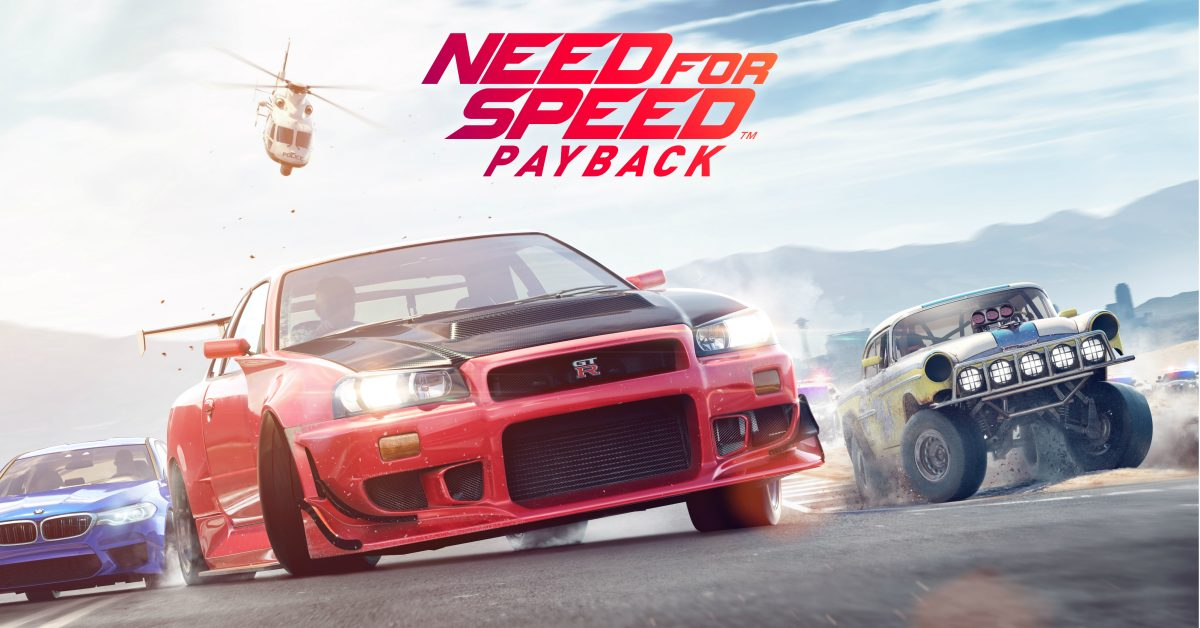 Need for Speed Payback - Juego de carreras - Sitio oficial de EA