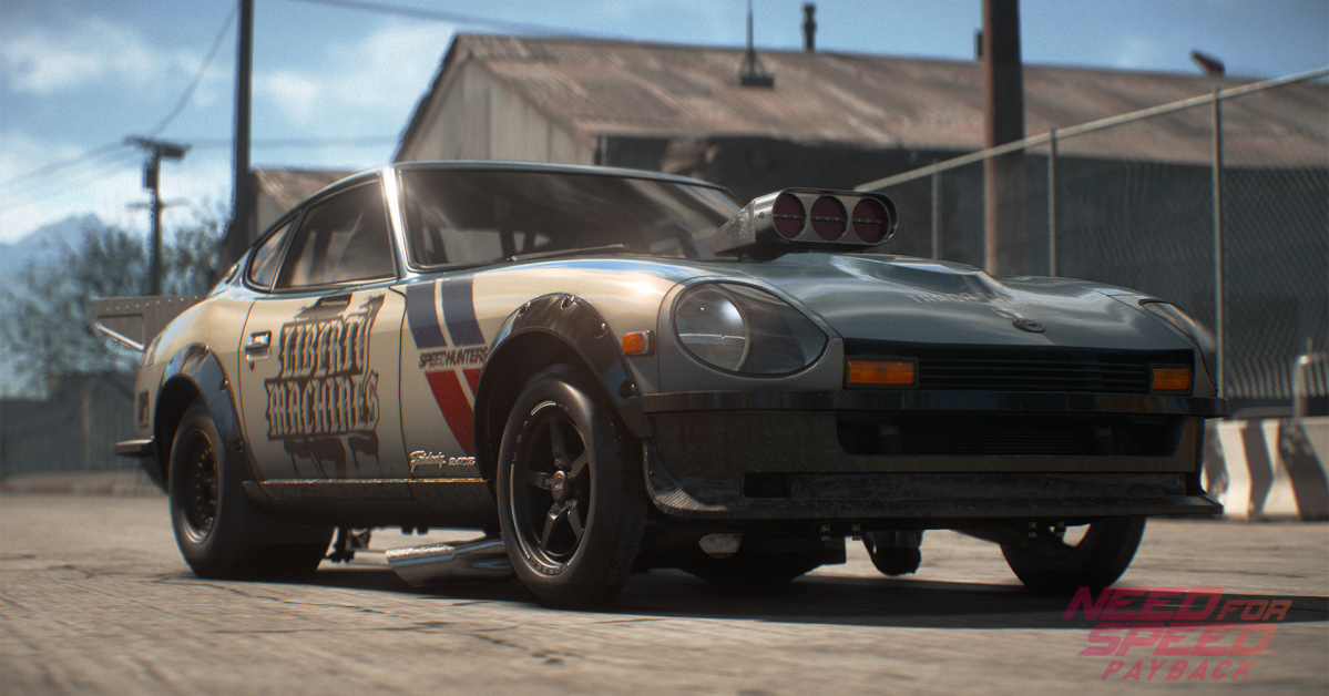 La Personnalisation Des Performances Need For Speed Payback