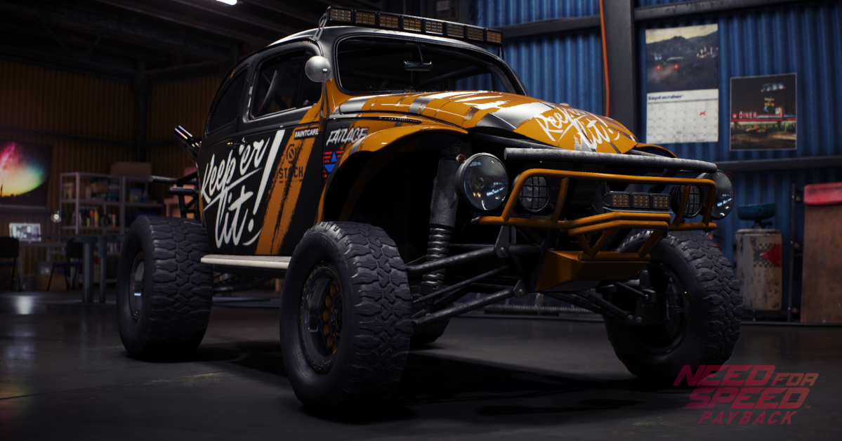 need for speed payback derelict c10