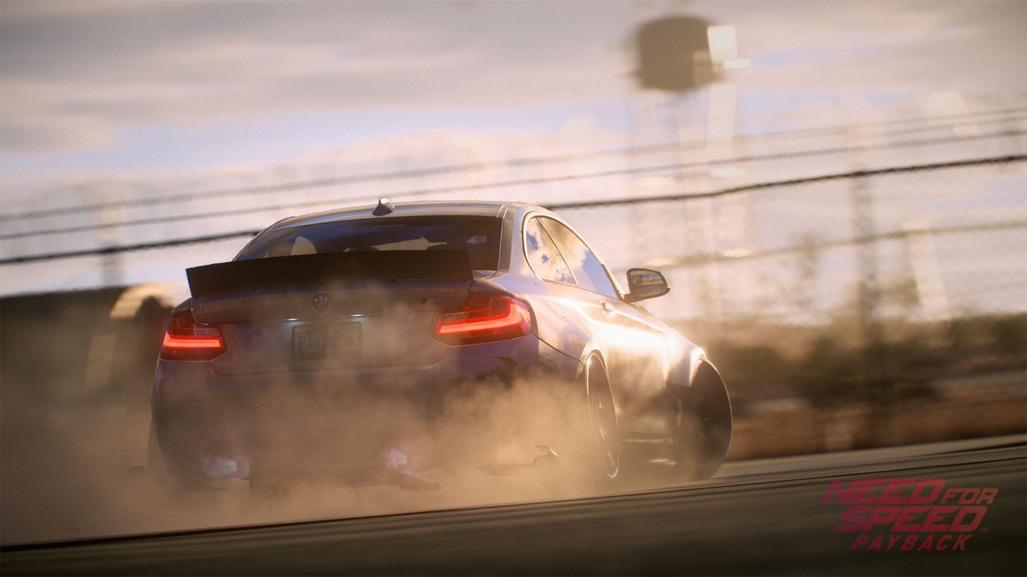 Need for Speed Payback - Classi auto - Derapata