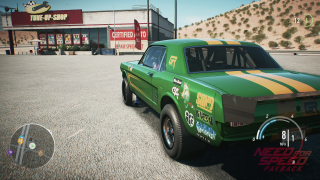 Dealerships Garages Part Shops Need For Speed Payback