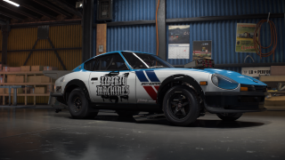 Nissan Fairlady 240zg 1971 Build Of The Week Need For Speed Payback