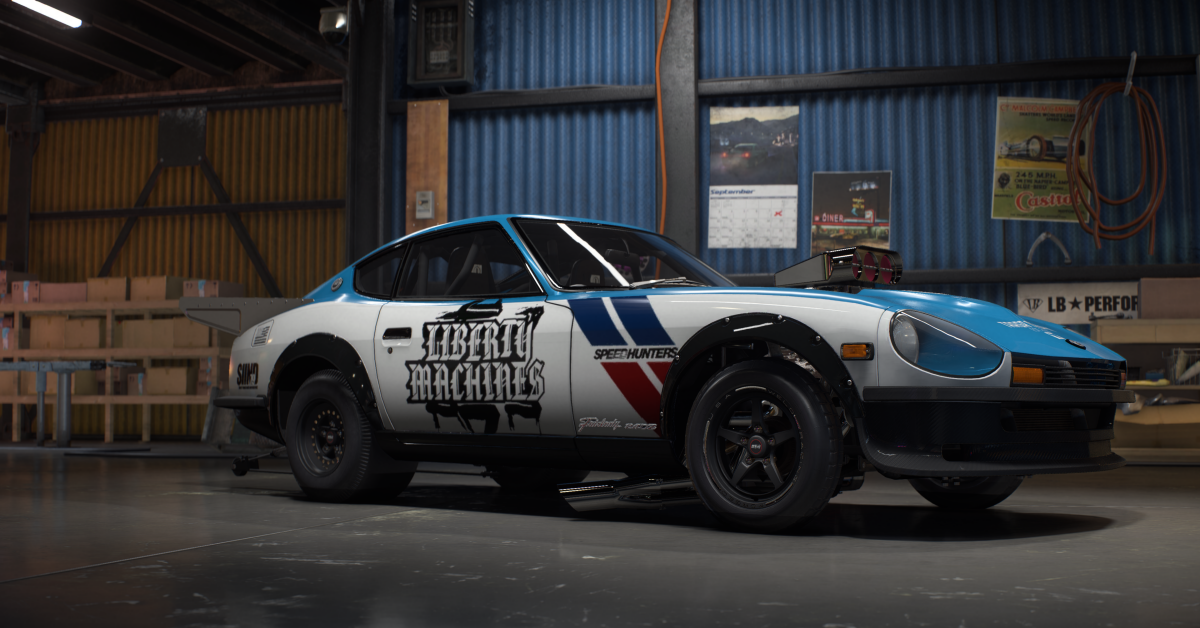 Nissan Fairlady 240zg 1971 Build Of The Week Need For