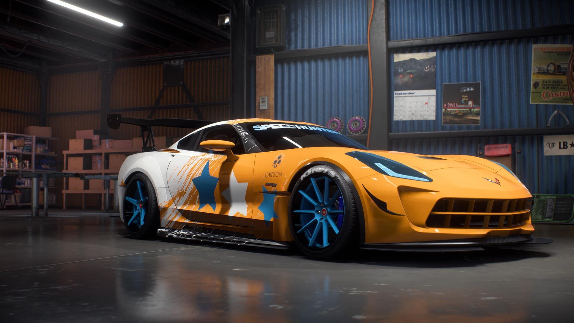 Setup Der Woche Need For Speed Payback Offizielle Ea Website