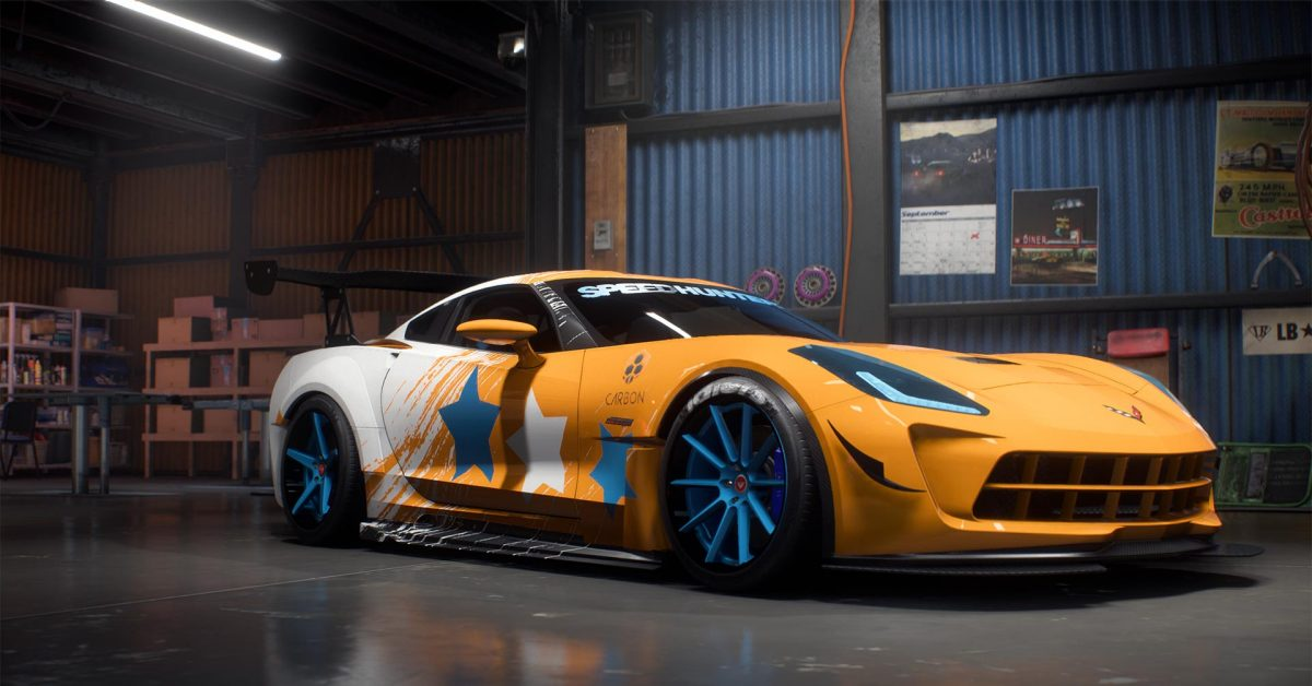 Chevrolet Corvette Grand Sport Build Of The Week Need For Speed