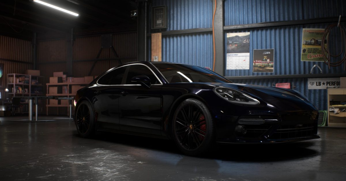 Porsche Panamera Turbo 2017 - Build of the Week - Need for Speed Payback