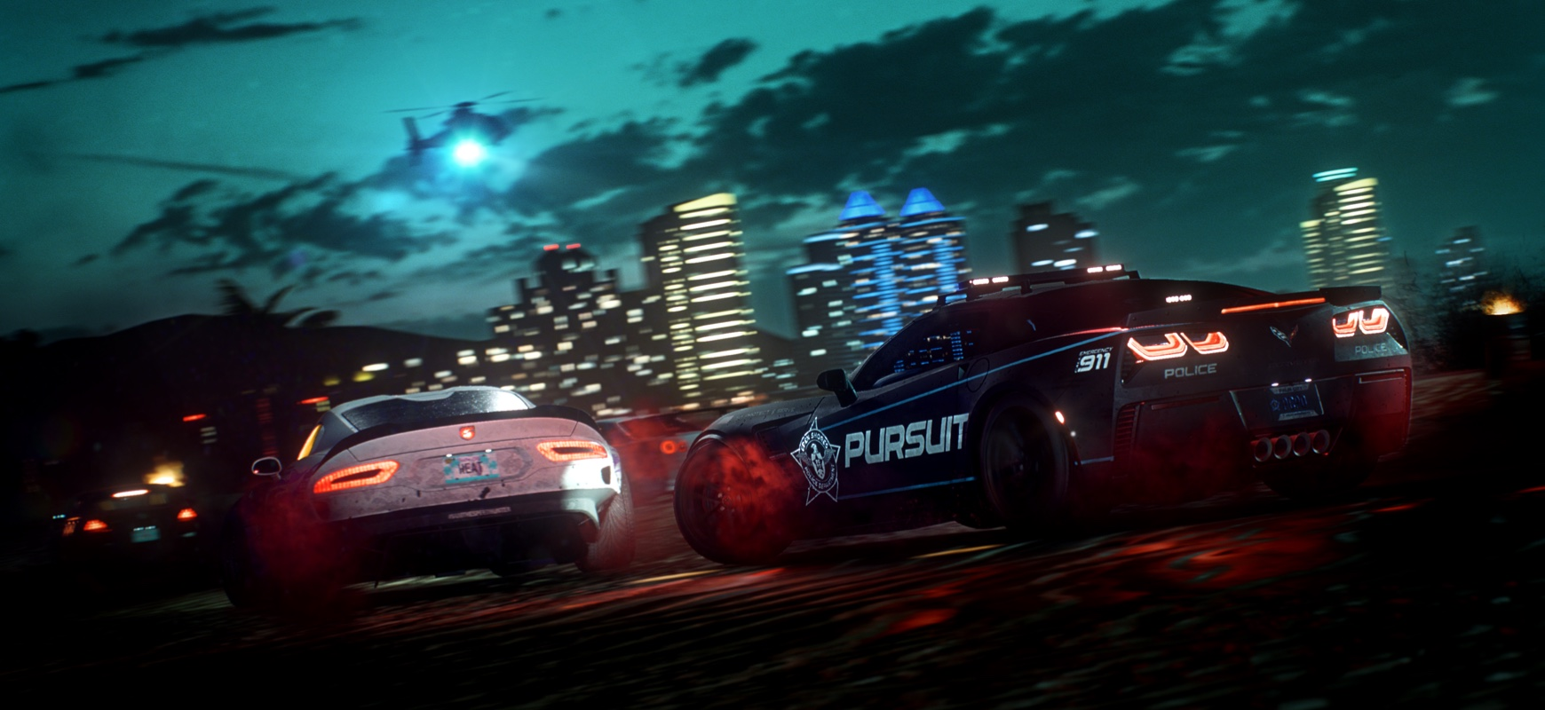 Need For Speed Heat Game Overview Official Ea Site