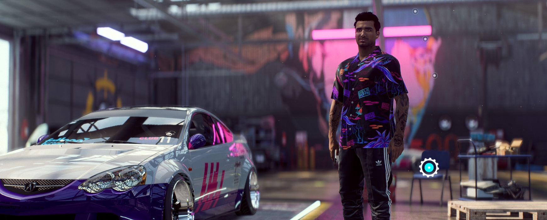 Nfs Heat Car And Player Customization Official Ea Site