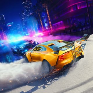 Скачать Need for Speed Heat torrent для PC и Mac