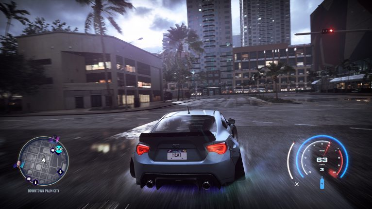 How To Get Away From The Cops In Need For Speed Heat